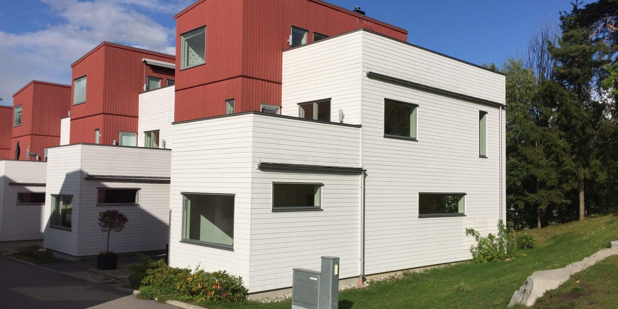 Stor villa i Silverdal