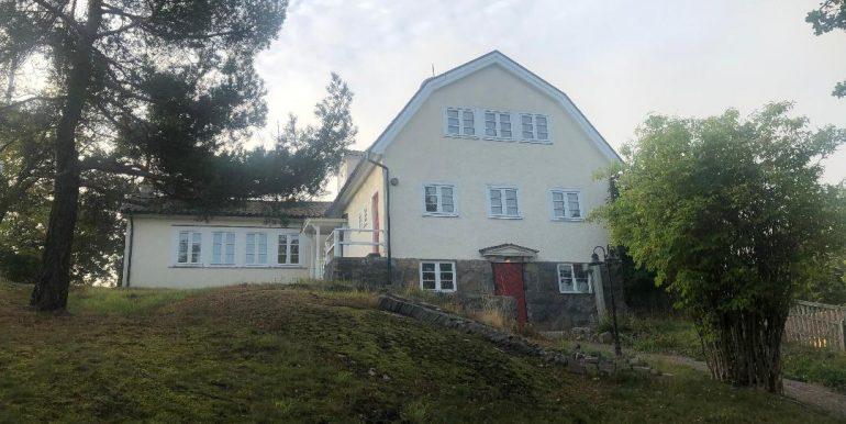 Lidingö house
