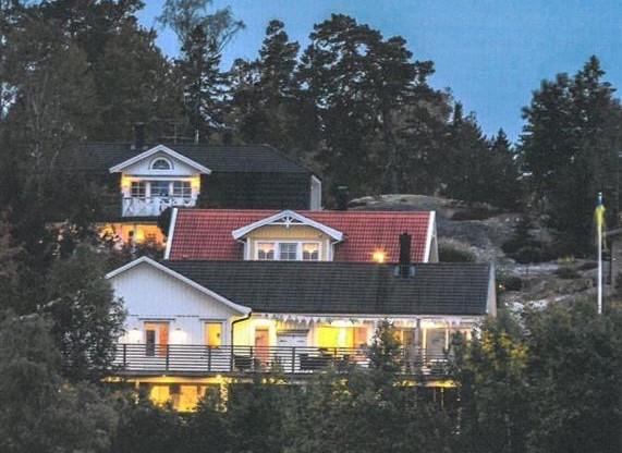 Gustavslundsvägen, Rönninge